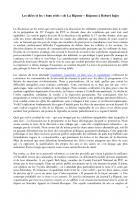 Les idées et les « buts réels » de La Riposte – Réponse à Robert Injey par Hubert Prévaud (PCF Toulouse), Greg Oxley (PCF Paris) et Jérôme Métellus (PCF Paris)