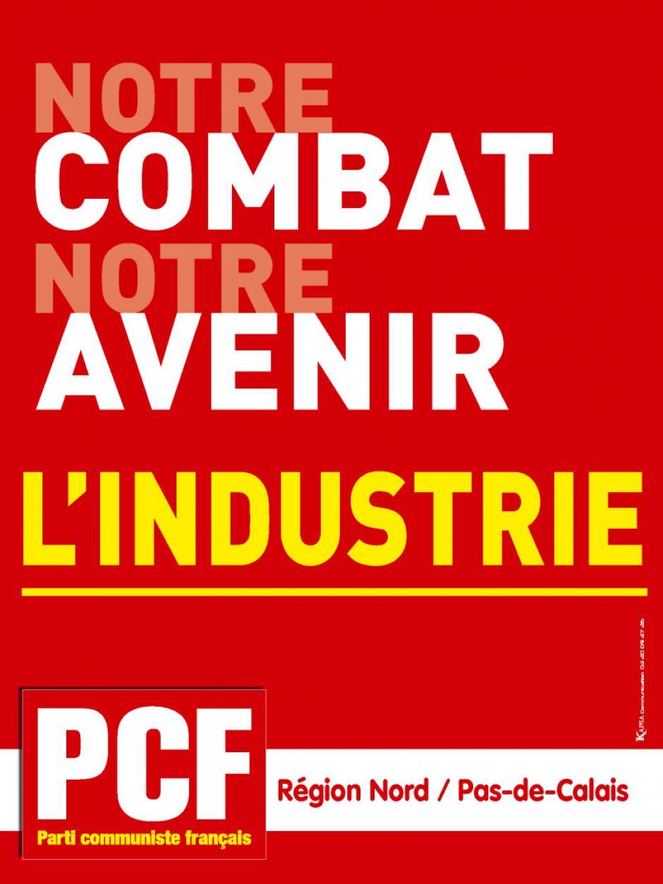 RDV - Engager le redressement industriel de la France - Meeting à Lille avec Pierre Laurent