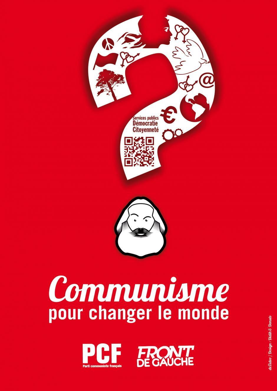 Communisme pour changer le monde - Discours de Pierre Laurent