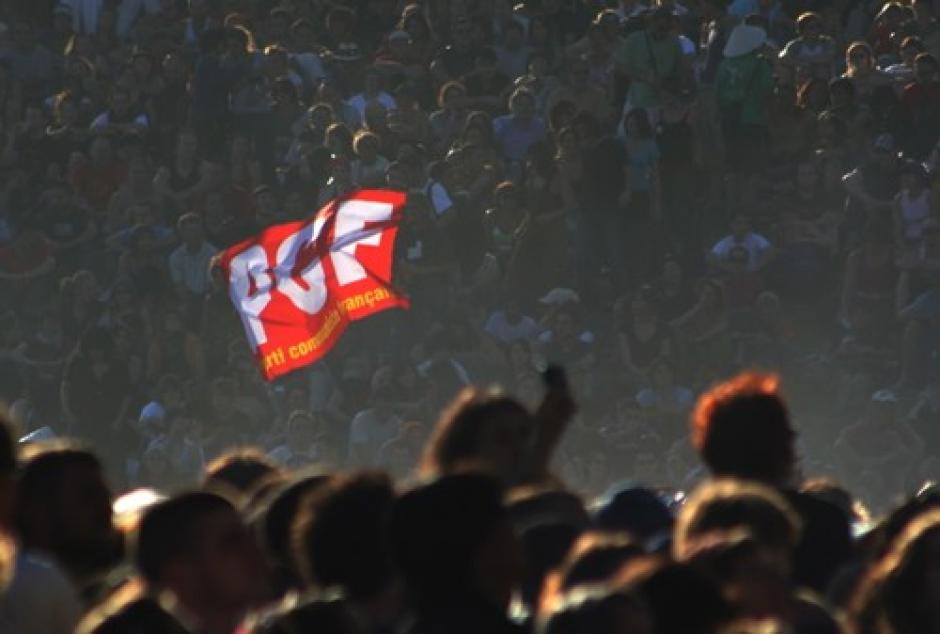 Le PCF convoque son 36e congrès à Aubervilliers